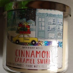 Bath and body works candle NEW